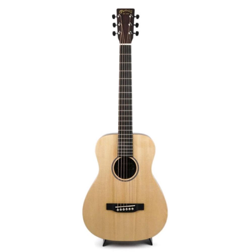 リトルマーチン ピックアップ付きミニアコギ MARTIN LX1E Little Martin 正規輸入品 PU付きミニアコースティックギター