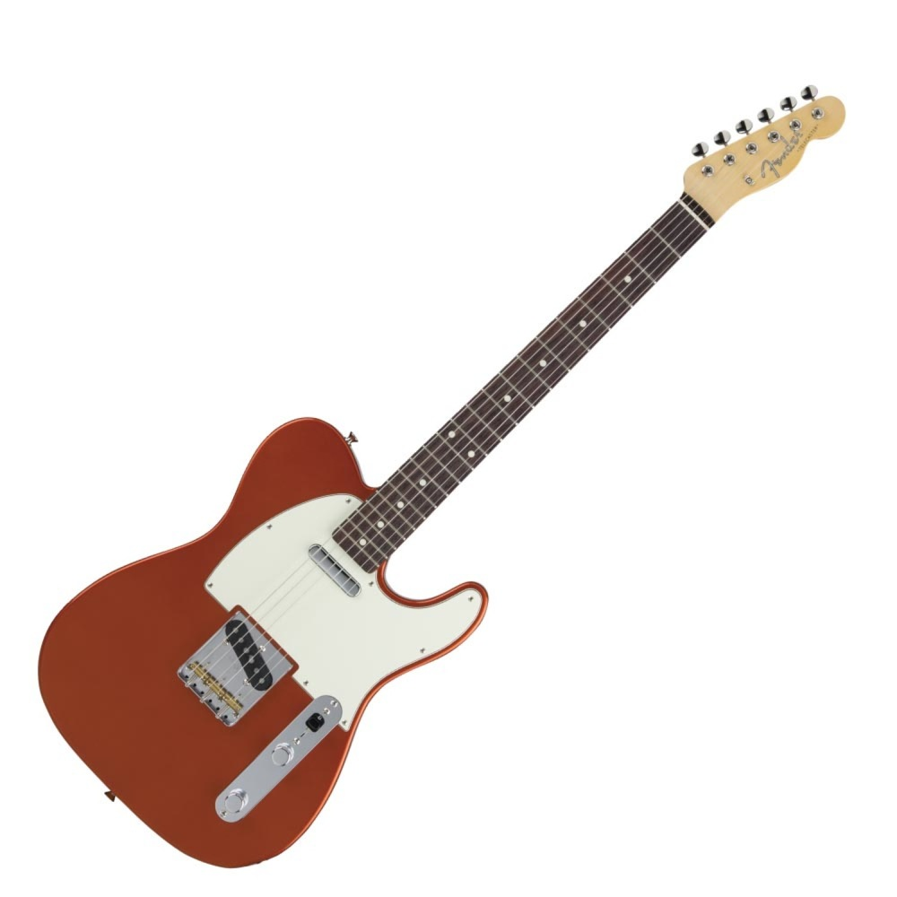 Fender Made in Japan Hybrid 60s Telecaster Rosewood Candy Tangerine エレキギター