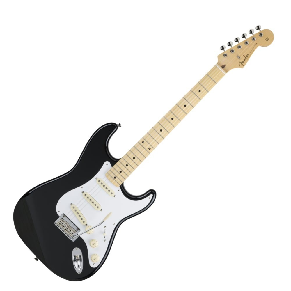 Fender Made in Japan Hybrid 50s Stratocaster Maple Black エレキギター