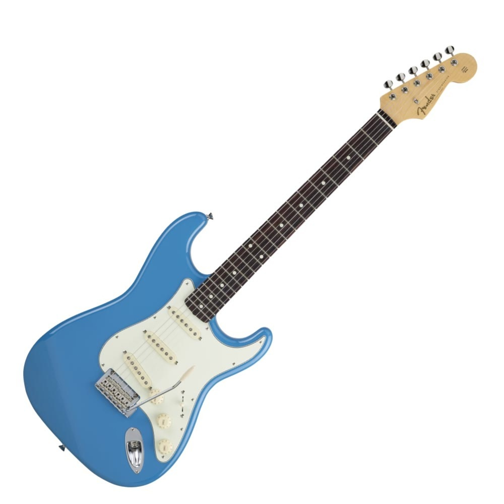 Fender Made in Japan Hybrid 60s Stratocaster Rosewood California Blue エレキギター