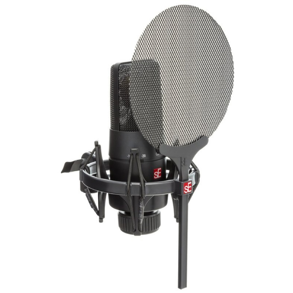 sE ELECTRONICS X1 S Vocal Pack コンデンサーマイク ポップフィルターセット
