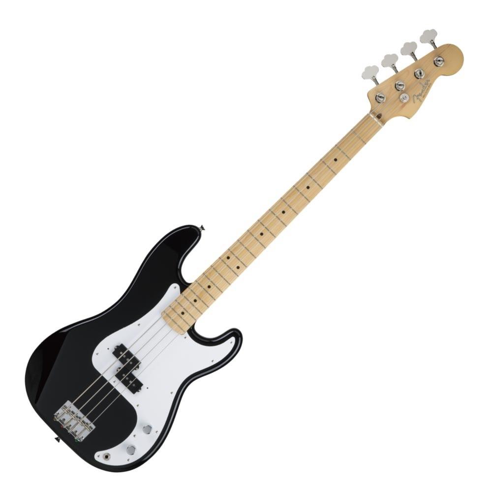 Fender Made in Japan Hybrid 50s Precision Bass Maple Black エレキベース