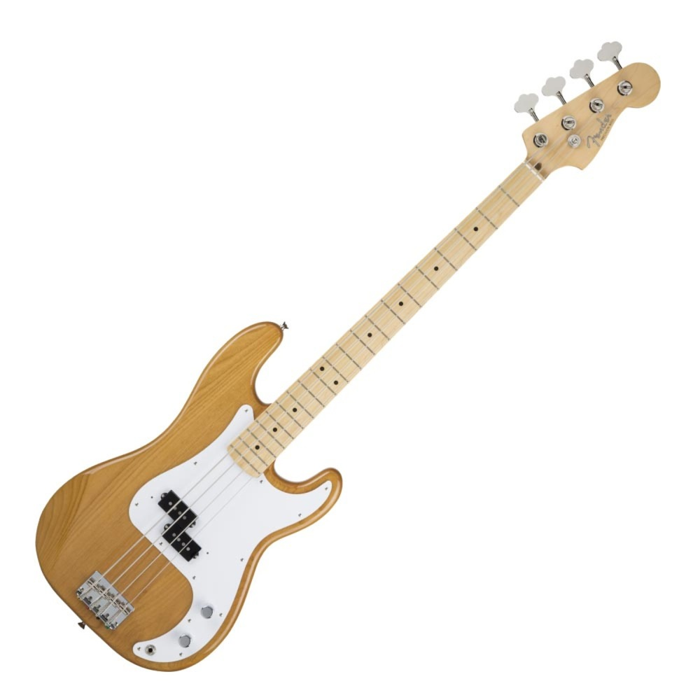 Fender Made in Japan Hybrid 50s Precision Bass Maple Vintage Natural エレキベース