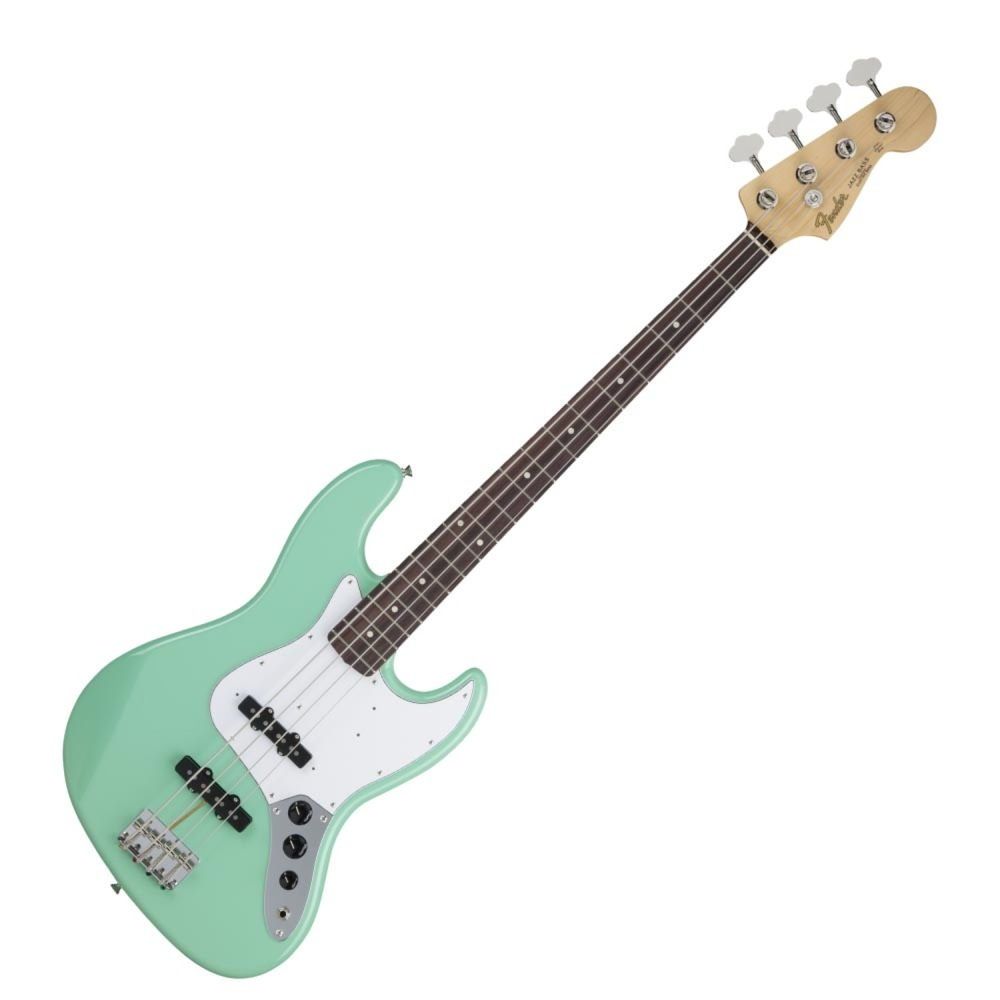 Fender Made in Japan Hybrid 60s Jazz Bass Rosewood Surf Green エレキベース