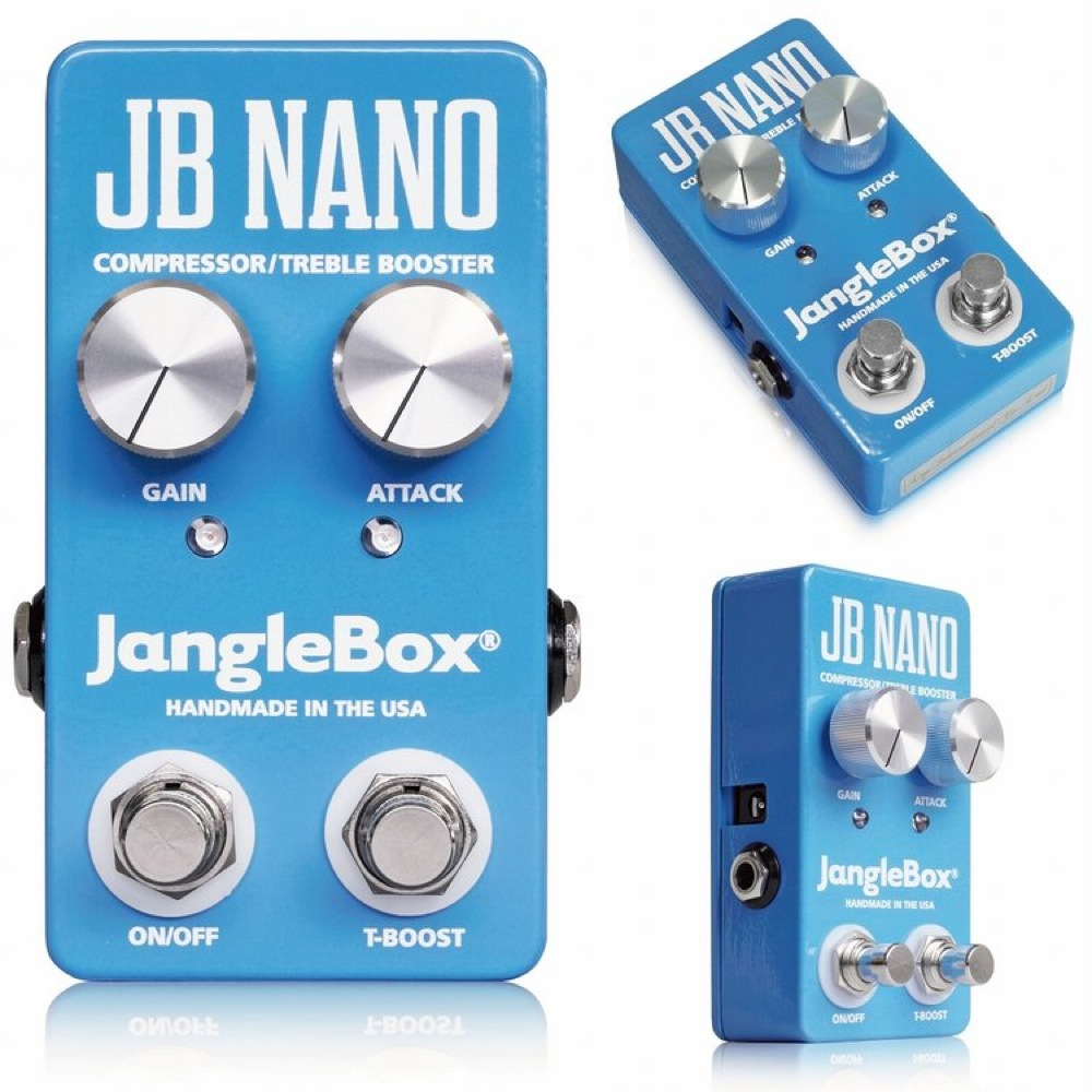JangleBox JB Nano ギターエフェクター