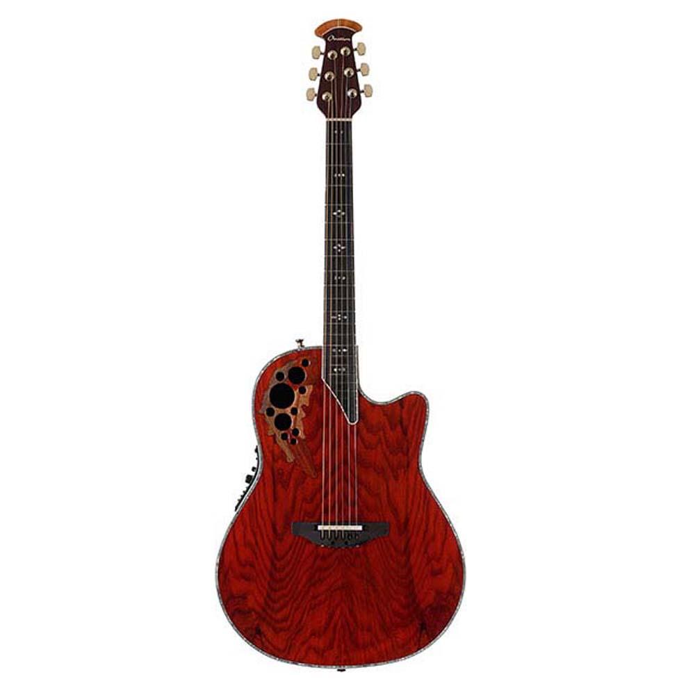 OVATION Collector's Series C2078AXP Olive Ash Burl エレクトリックアコースティックギター