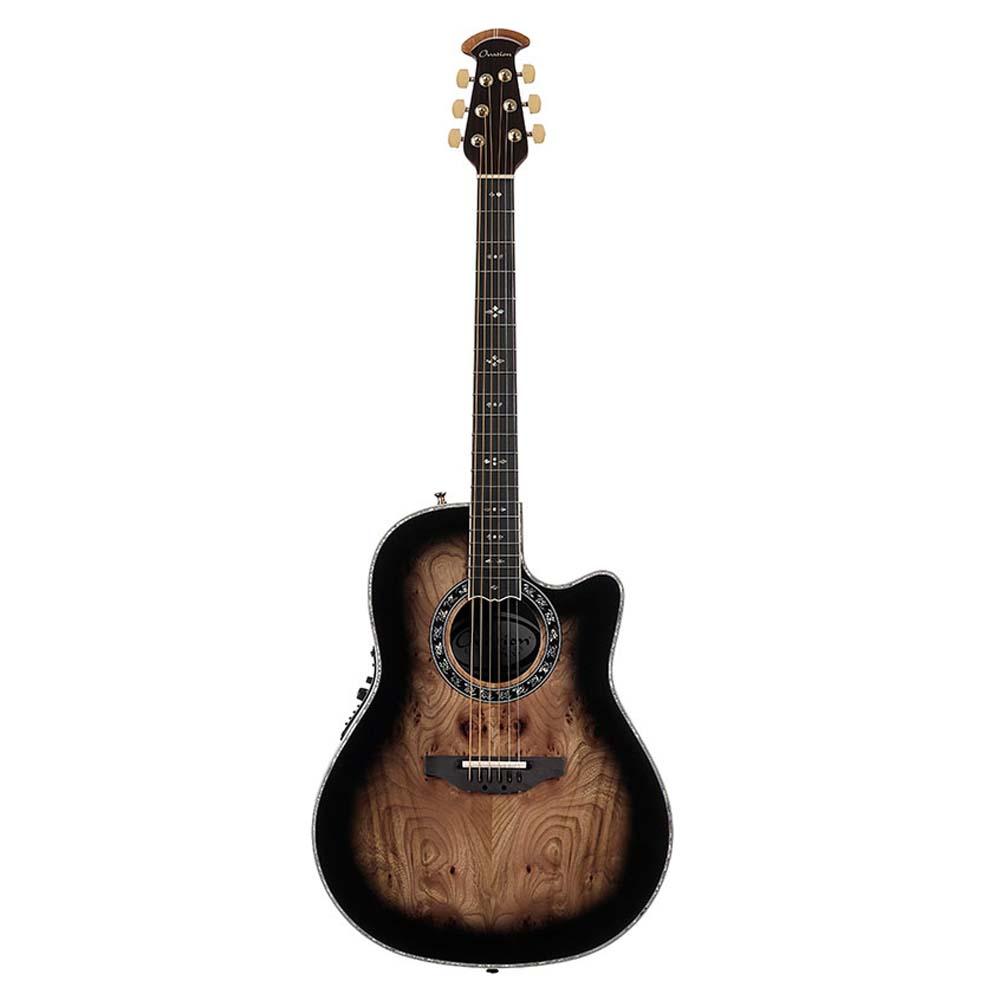 OVATION Legend Plus C2079-AXP Elm Burl エレクトリックアコースティックギター