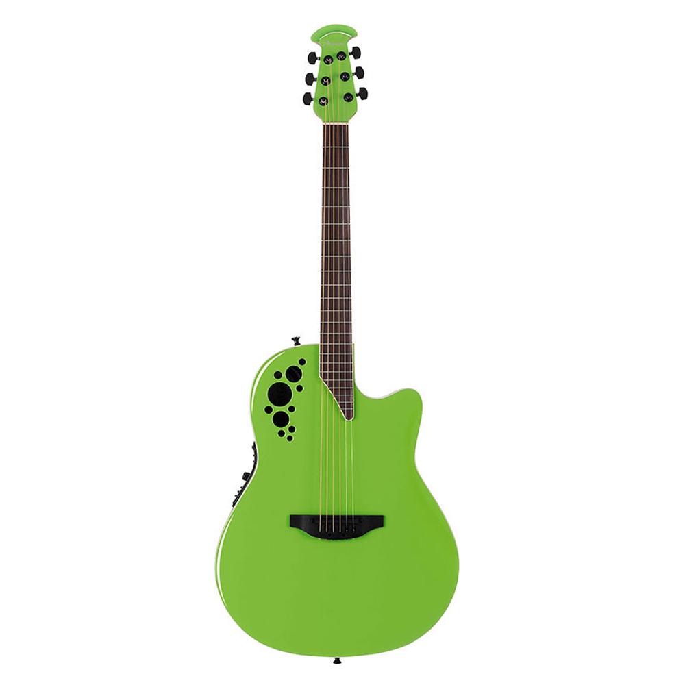 OVATION Elite TX Super Shallow 1868TX エレクトリックアコースティックギター