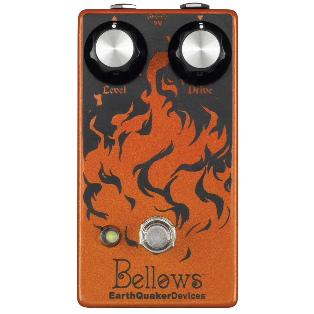 EarthQuaker Devices Bellows ファズ ギターエフェクター