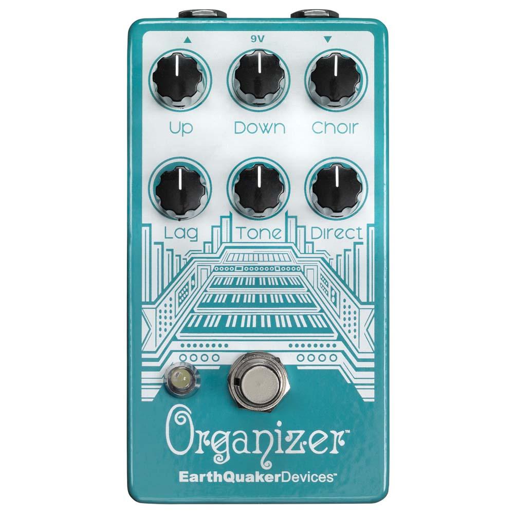 EarthQuaker Devices Organizer オルガンエミュレーター ギターエフェクター