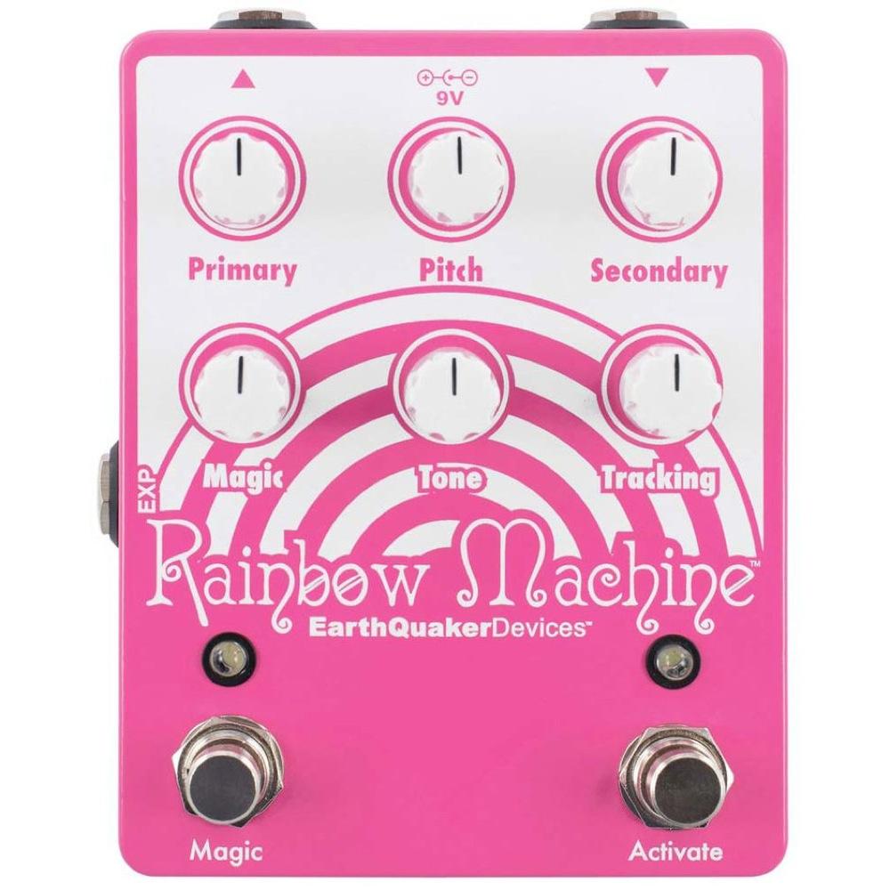 EarthQuaker Devices Rainbow Machine ピッチシフター ギターエフェクター