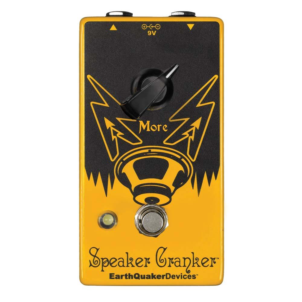 EarthQuaker Devices Speaker Cranker オーバードライブ ギターエフェクター
