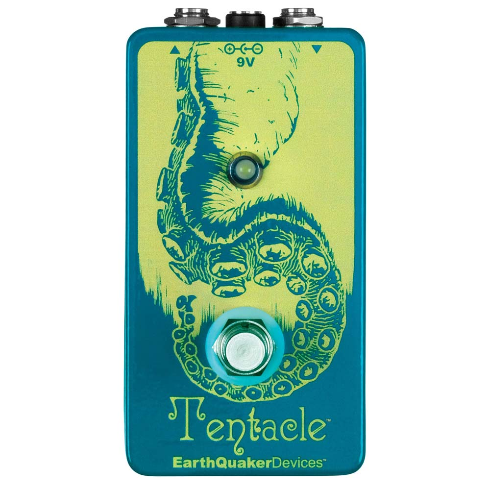 EarthQuaker Devices Tentacle オクターバー ギターエフェクター