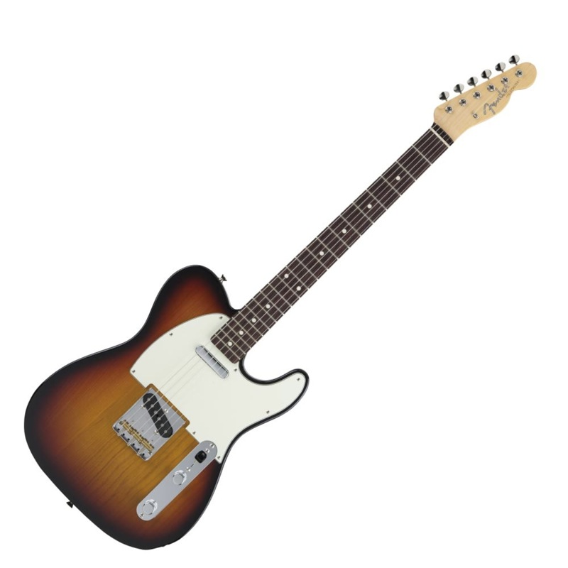 Fender Made in Japan 3-Color エレキギター Hybrid 60s Telecaster Rosewood 3-Color in Sunburst エレキギター, カーパーツ アクセス:a0b46762 --- grossnet.xyz