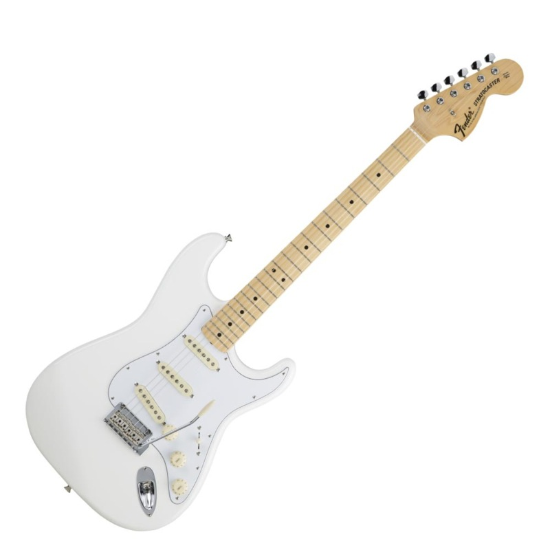 Fender Made in Japan Hybrid 68 Stratocaster Maple Arctic White エレキギター