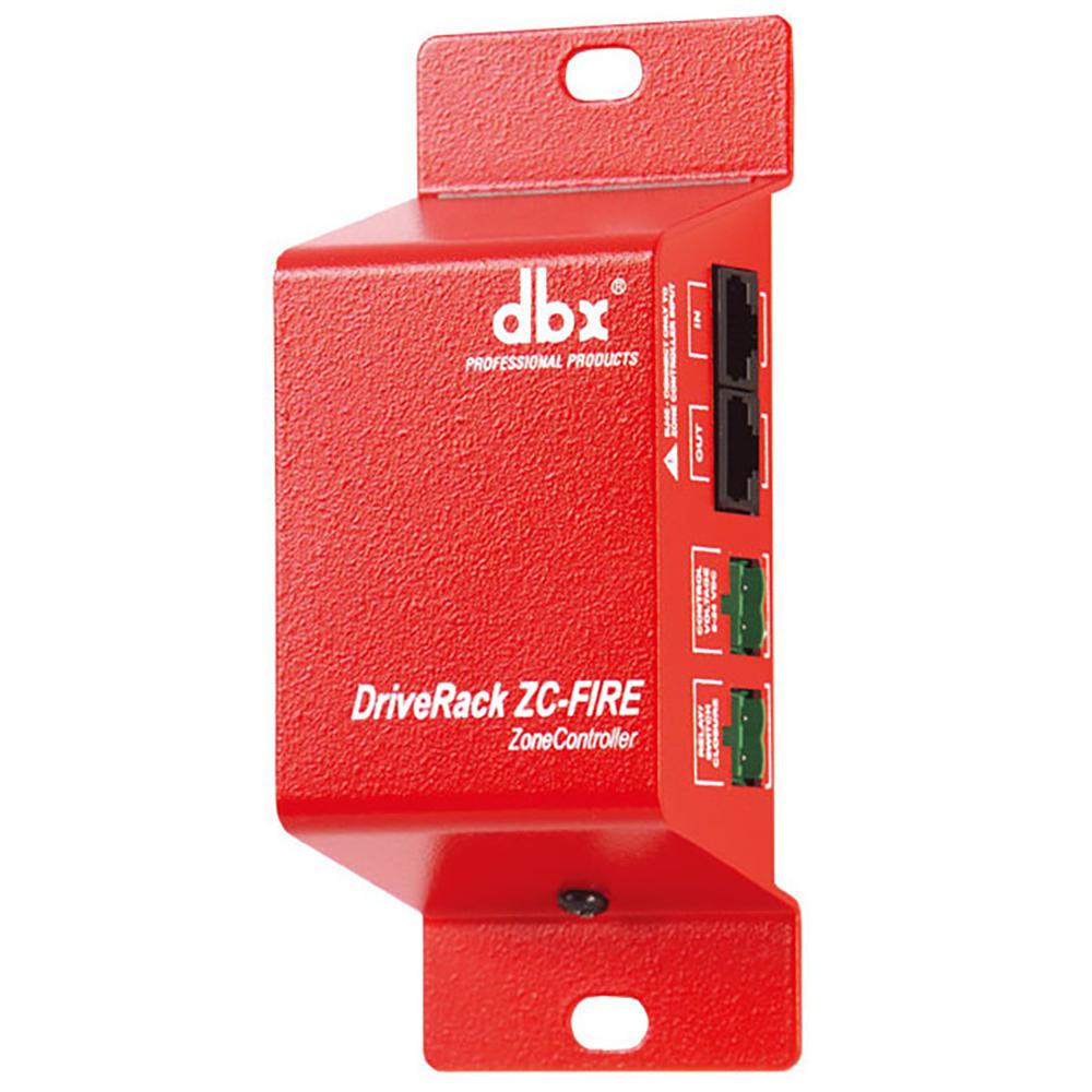 dbx ZC-Fire 壁面取付パネル型リモートコントローラー