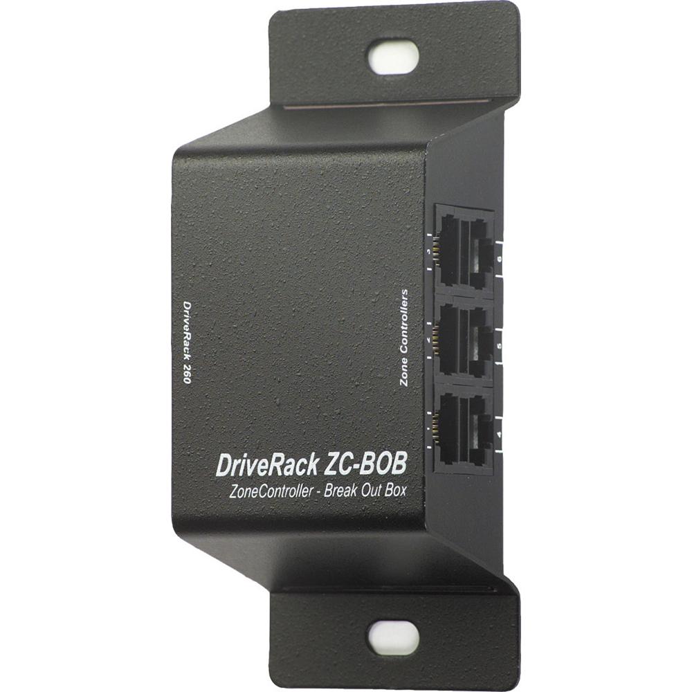 dbx ZC-BOB 壁面取付パネル型リモートコントローラー