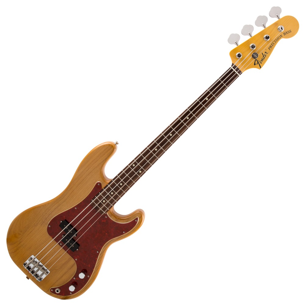 Fender TOMOMI PRECISION BASS Natural エレキベース