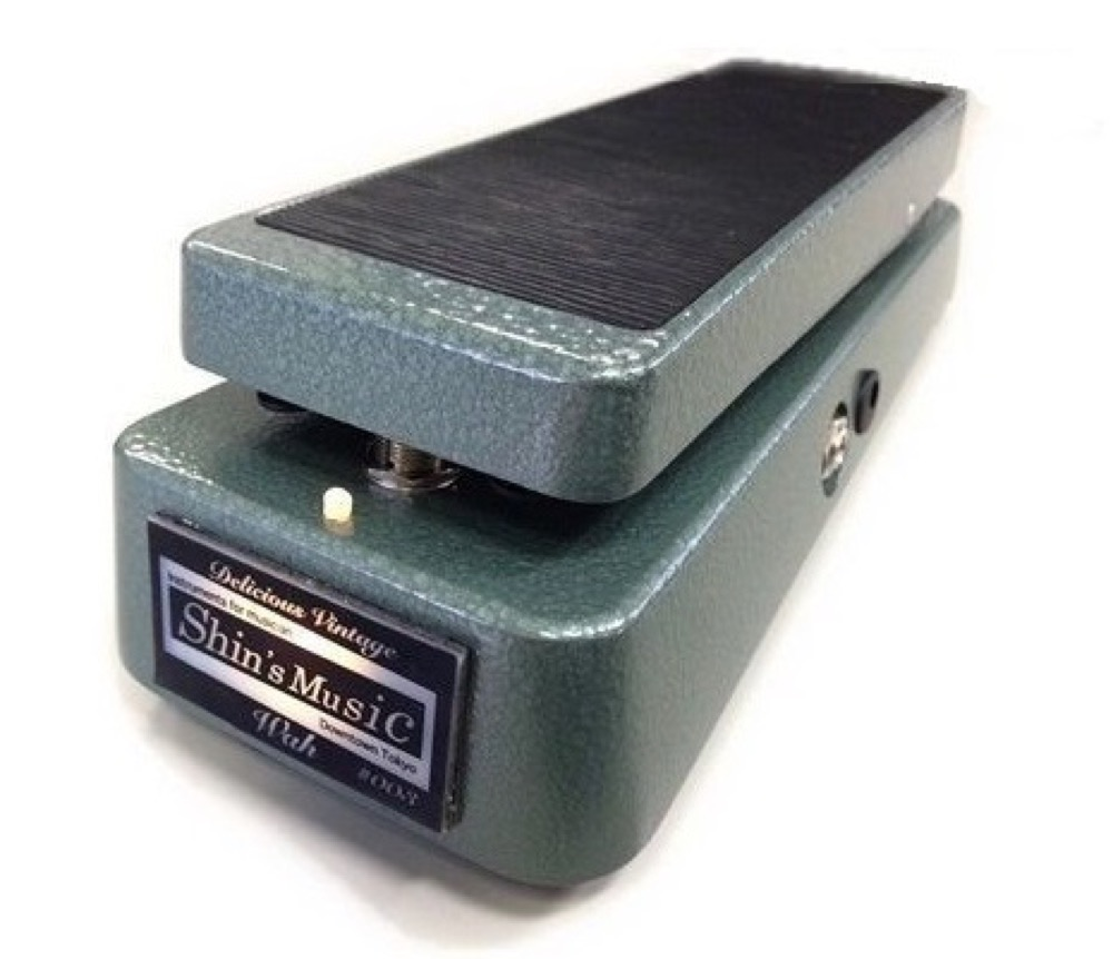 Shin's Music DELICIOUS VINTAGE WAH エフェクター