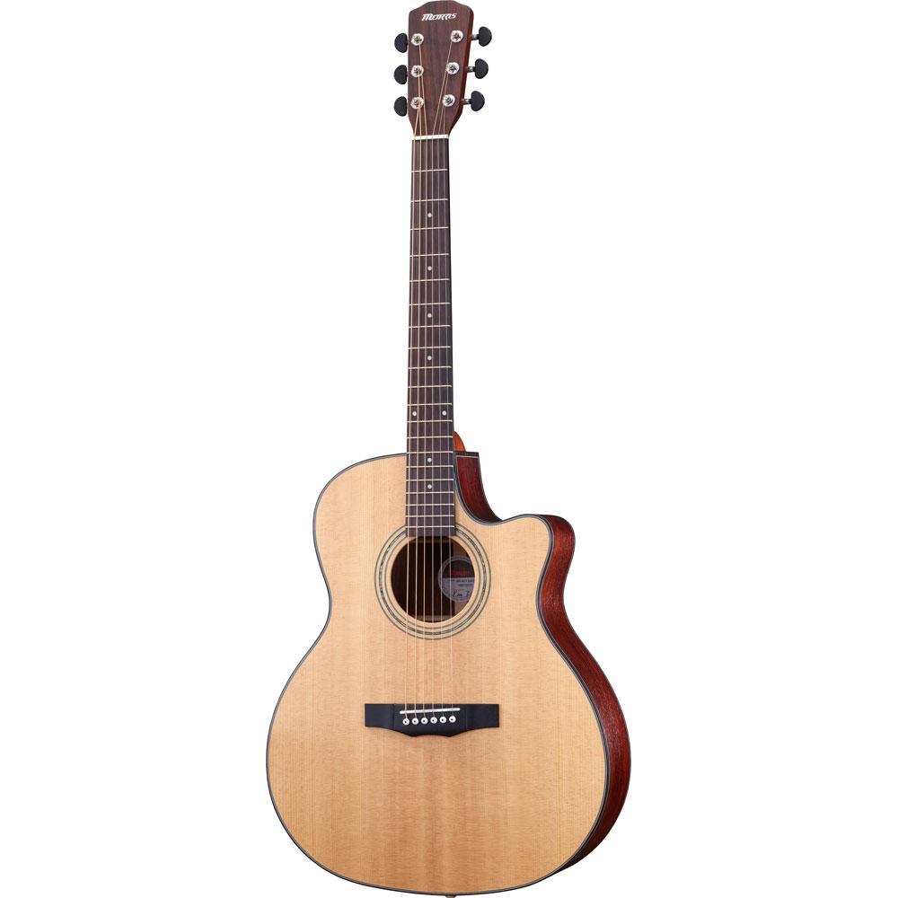 MORRIS SR-801 NAT アコースティックギター