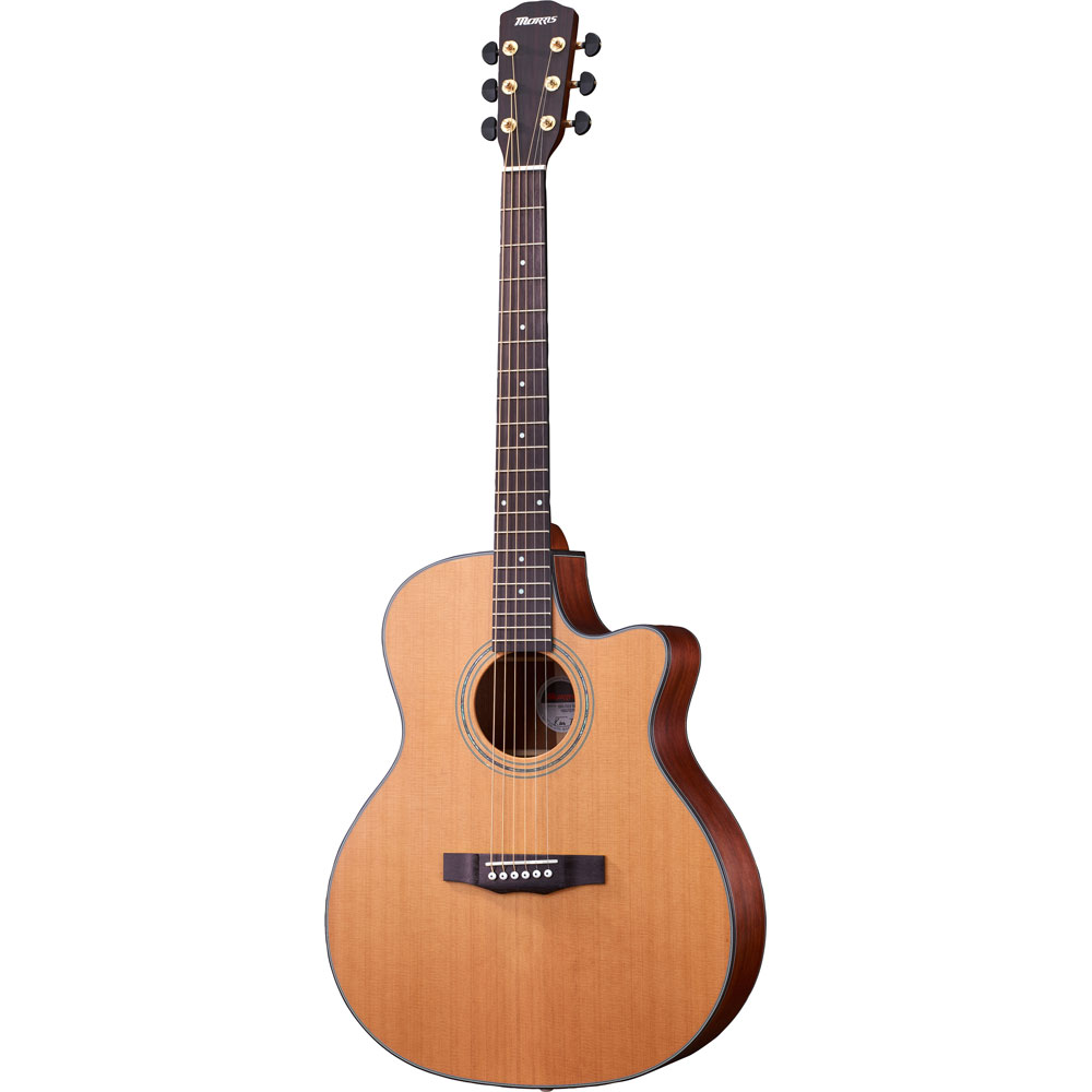 MORRIS SR-701 NAT アコースティックギター