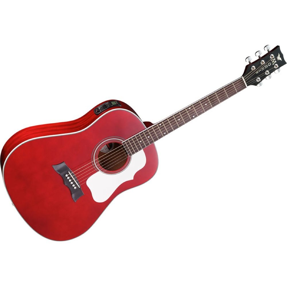 MORRIS G-401 WR エレクトリックアコースティックギター