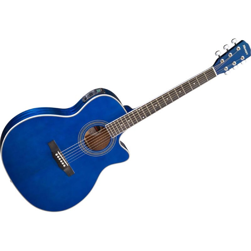 MORRIS R-401 SBU エレクトリックアコースティックギター