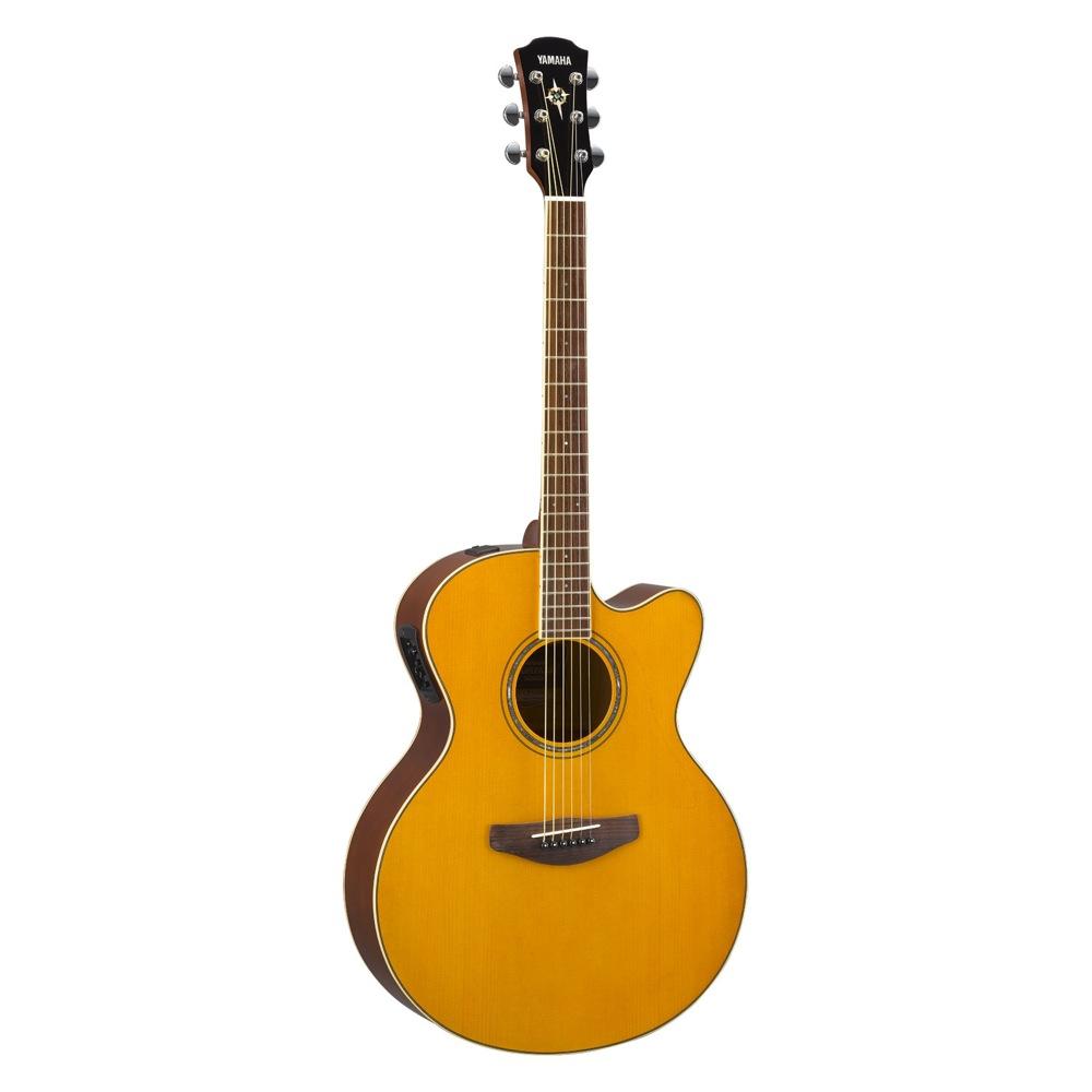 YAMAHA CPX600 VT エレクトリックアコースティックギター