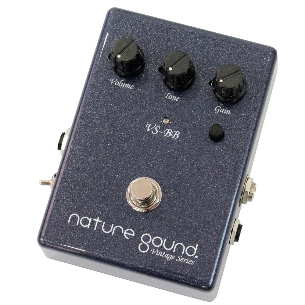 nature sound VS-BB オーバードライブ エフェクター