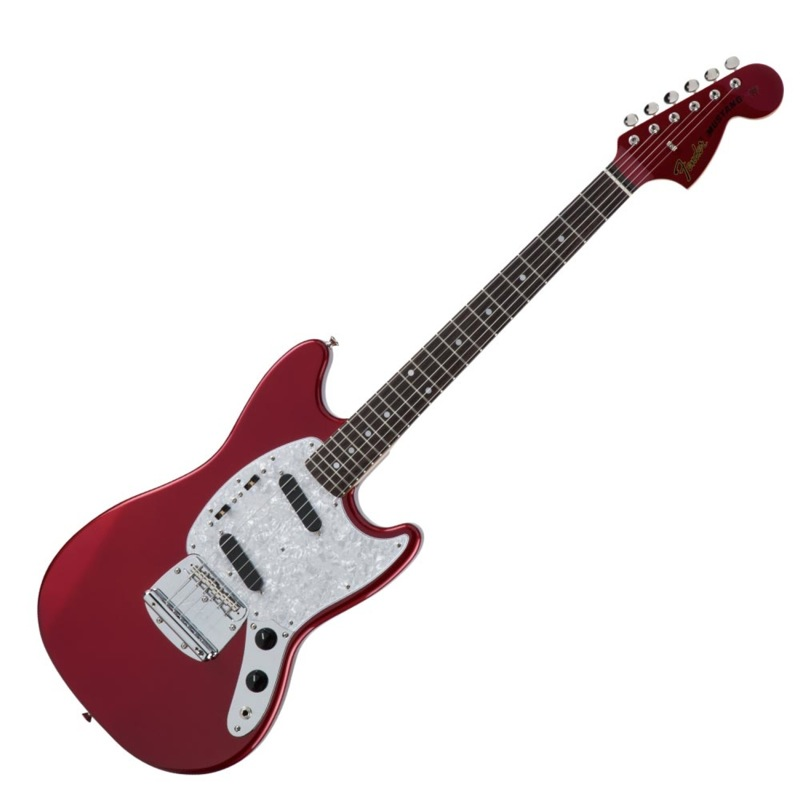 Fender Made in 70s Japan Japan Traditional 70s Mustang MHC-CAR Mustang エレキギター, ほっぺる:13280ddf --- officewill.xsrv.jp