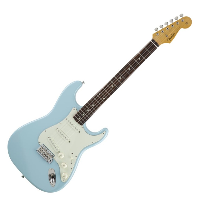 Fender Made in Japan Traditional 60s Stratocaster SNB エレキギター