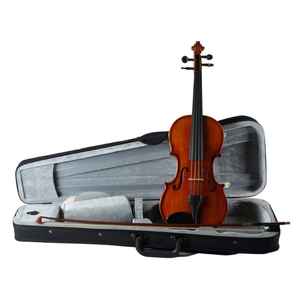 Ena Violin Violin Set No.10 4/4 バイオリン ケース、弓付きセット
