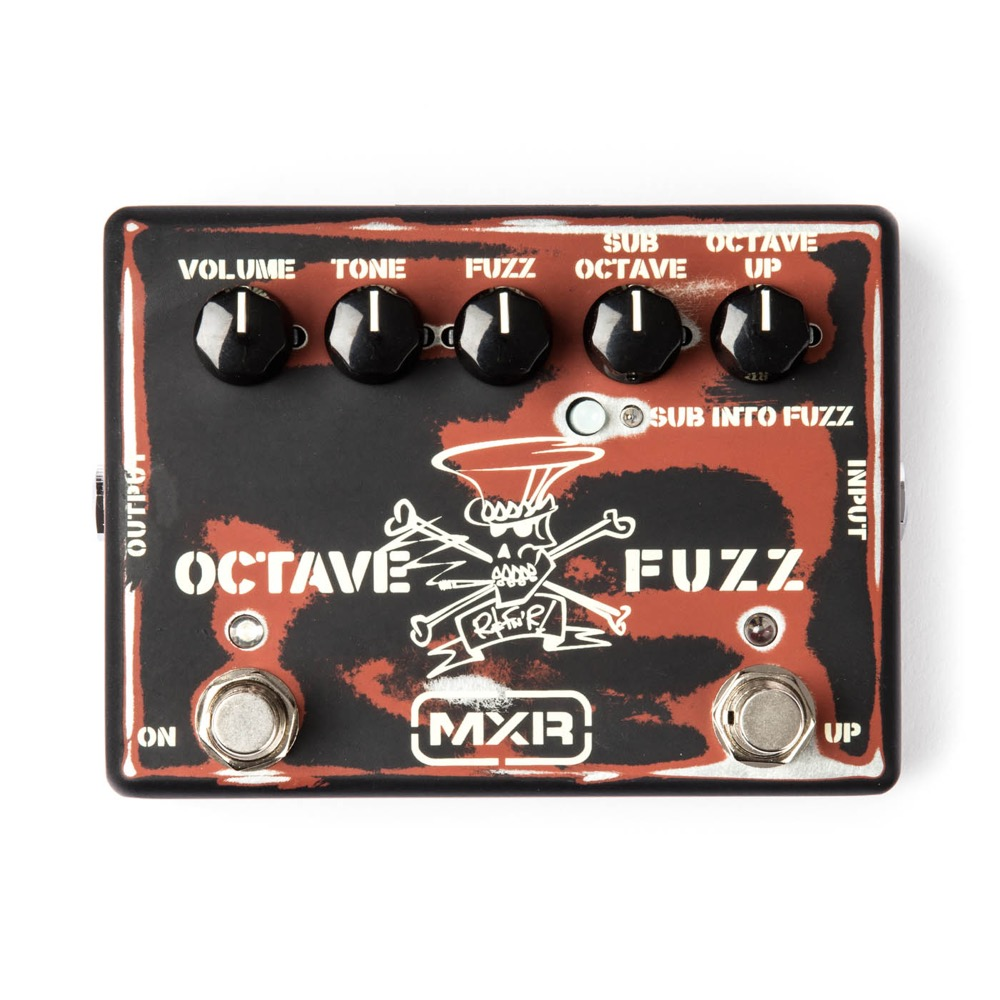 MXR SF01 Slash Octave Fuzz ファズ エフェクター