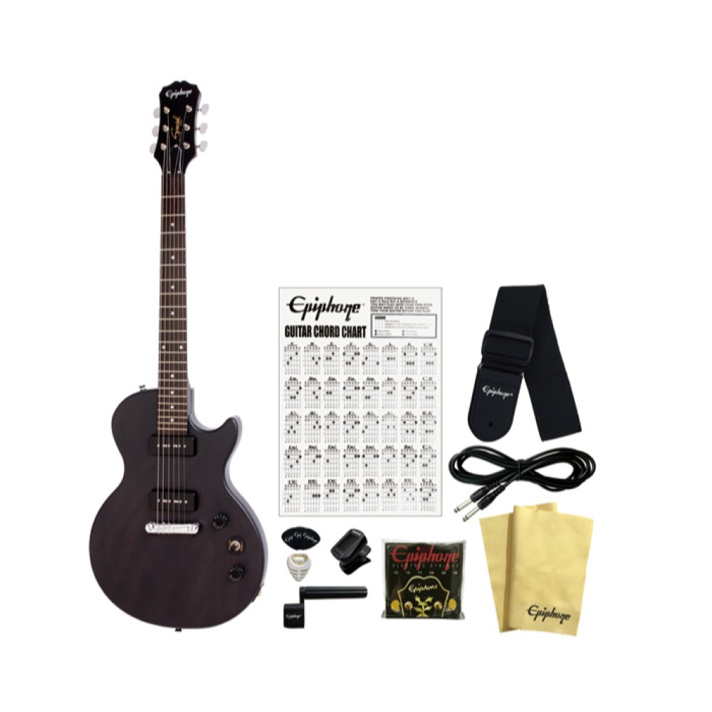Epiphone Les Paul Special I P-90 Limited Edition WK エレキギター アクセサリーセット付き