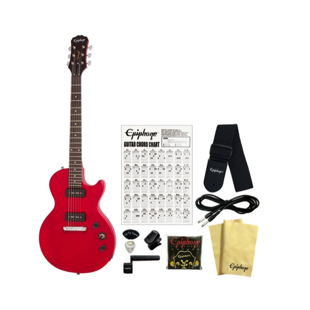 Epiphone Les Paul Special I P-90 Limited Edition WC エレキギター アクセサリーセット付き