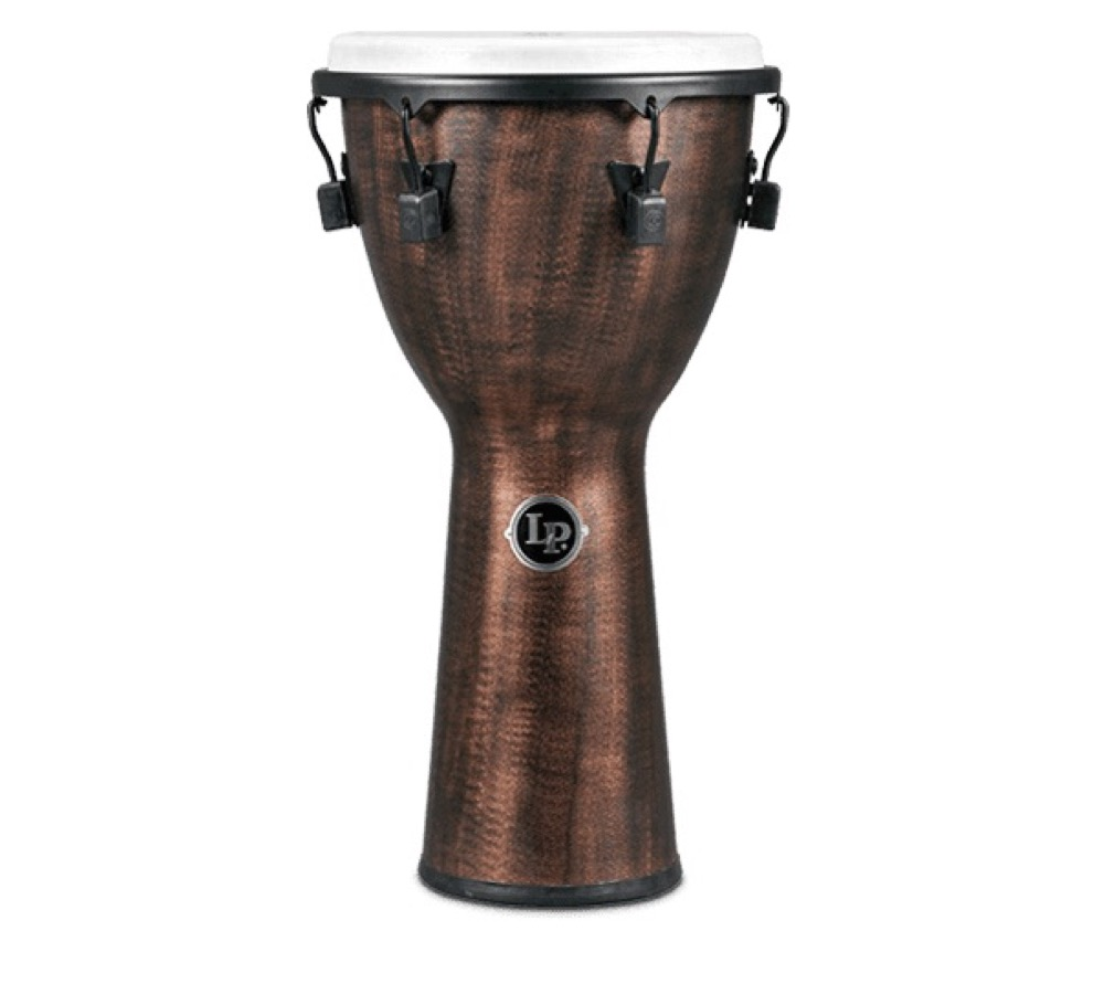 "LP LP727C World Beat FX Mechanical Djembe 12.5"" Copper ジャンベ"
