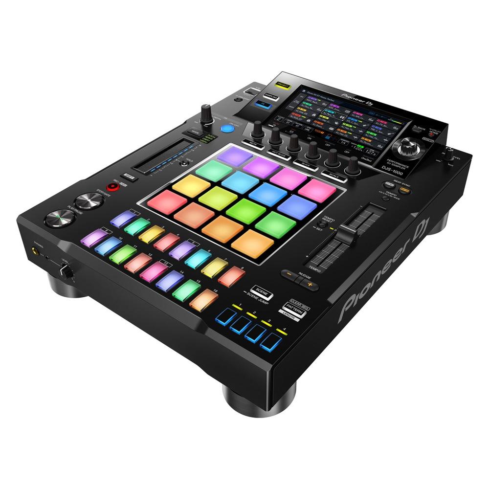 Pioneer DJS-1000 DJサンプラー