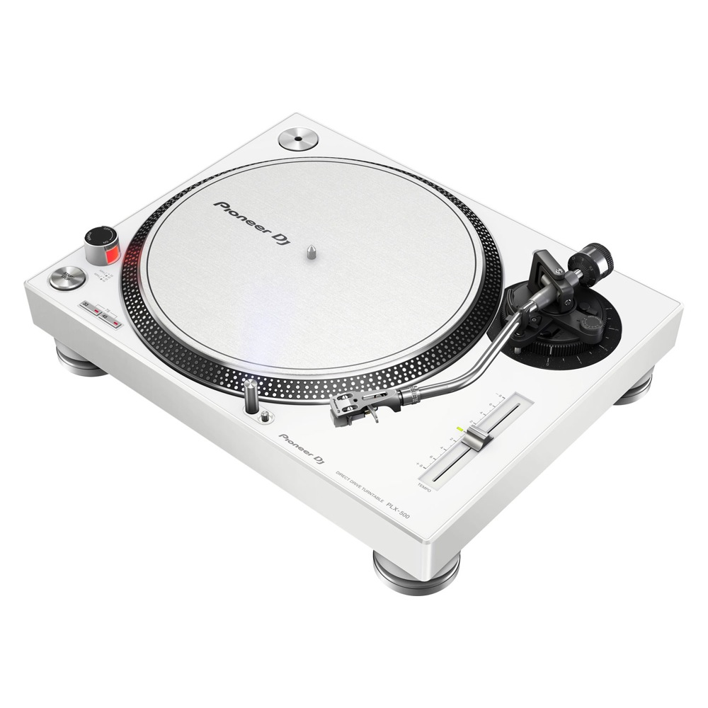 Pioneer PLX-500-W ターンテーブル White White Pioneer ターンテーブル, アイアン専門店CERISE(スリーズ):3beb791c --- officewill.xsrv.jp