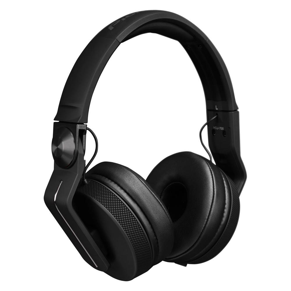 Pioneer HDJ-700-K Black DJヘッドホン
