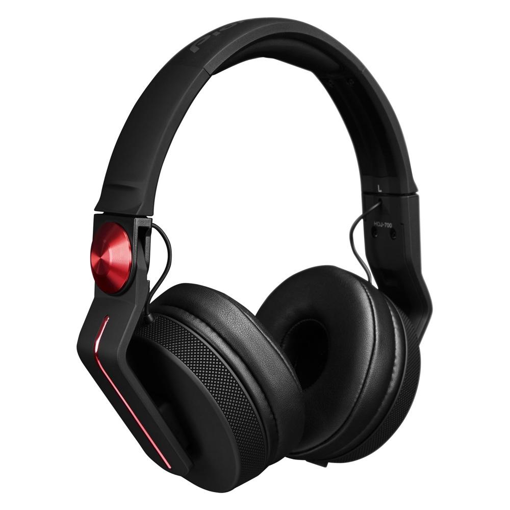 Pioneer HDJ-700-R Red DJヘッドホン