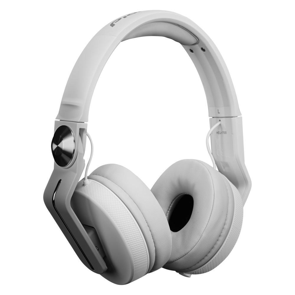 Pioneer HDJ-700-W White DJヘッドホン