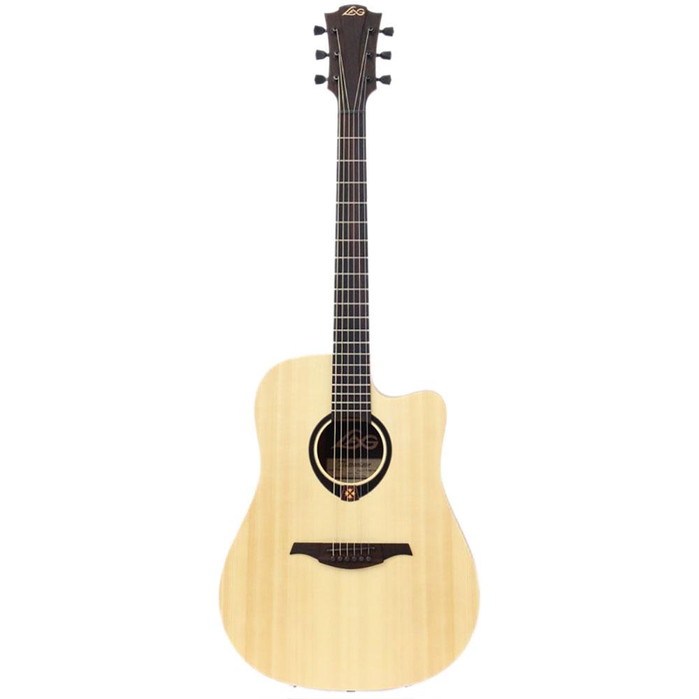 LAG GUITARS T70DC アコースティックギター