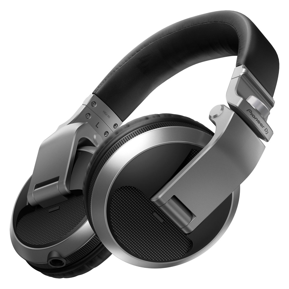 Pioneer HDJ-X5-S Silver DJヘッドホン