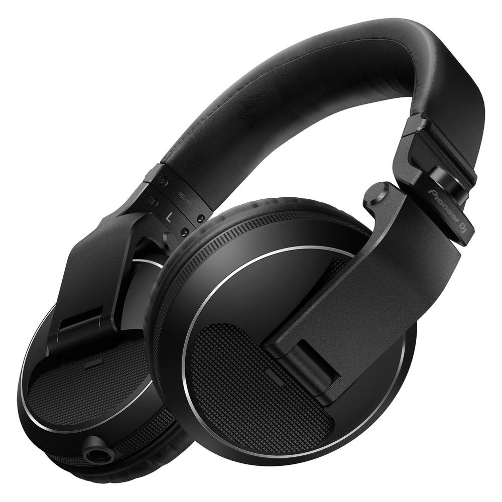 Pioneer HDJ-X5-K Black DJヘッドホン
