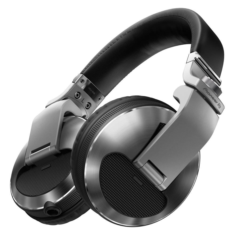 【名入れ無料】 Pioneer HDJ-X10-S Silver DJヘッドホン, 堺市 97bce9e8