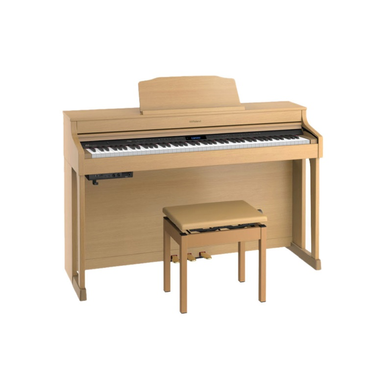 ROLAND HP603-ANB HP603-ANB ナチュラルビーチ調仕上げ ROLAND 電子ピアノ 高低自在椅子付き 電子ピアノ【組立設置無料サービス中】, シングウチョウ:ca15fb92 --- officewill.xsrv.jp