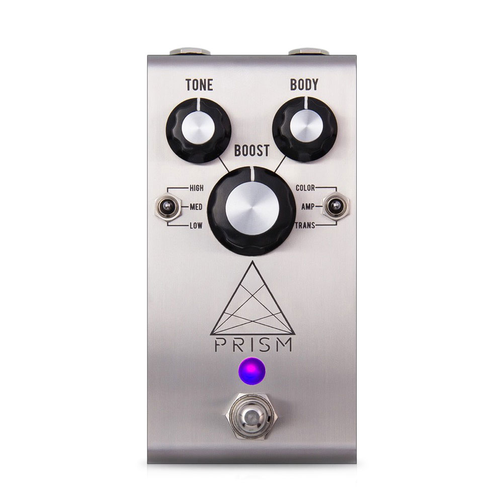 Jackson Audio PRISM ギターエフェクター