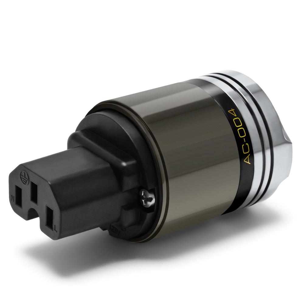 OYAIDE AC-004 IECコネクター