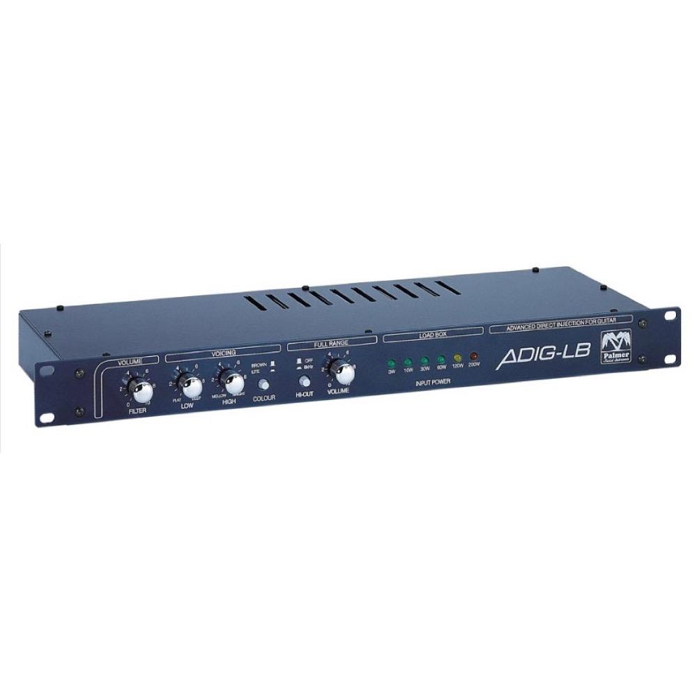 PALMER PGA-04 ADIG-LB Mono Speaker Simulator Load Box 8ohm スピーカーシミュレーター