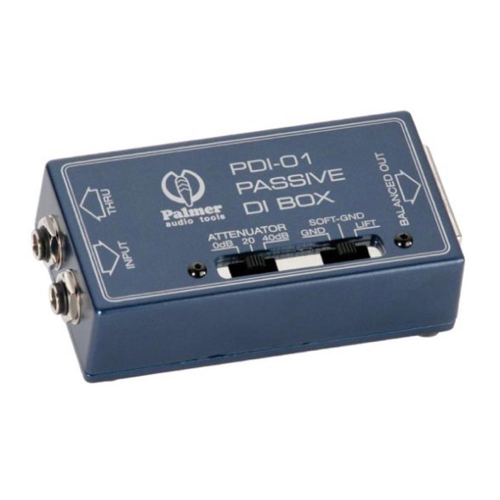 PALMER PDI-01 Passive DI ダイレクトボックス
